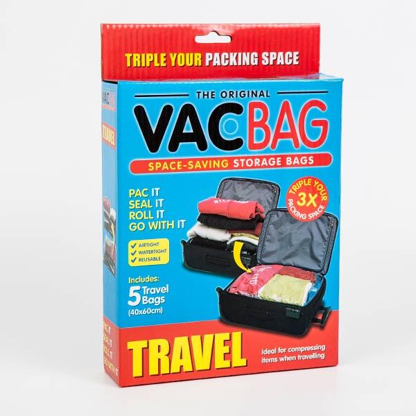 Вакуумная сумка для сжатия Дорожная форма