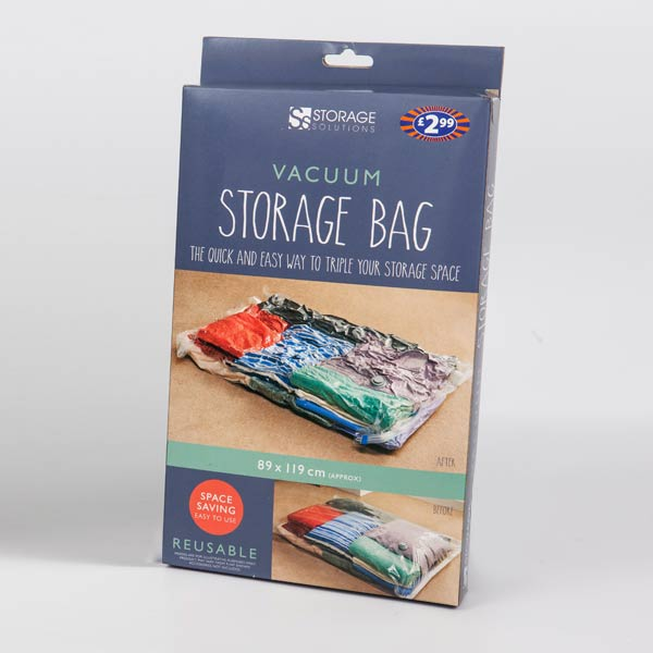 Вакуумная сумка для сжатия Общая форма